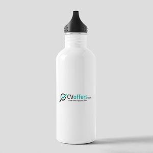 CVoffers.com Water Bottle