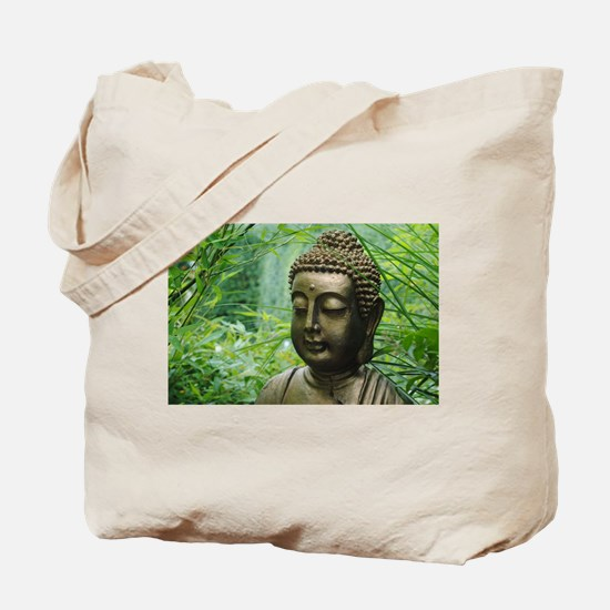Buddha in the Forest Tote Bag