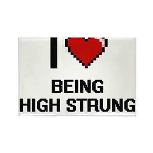 help for being high strung