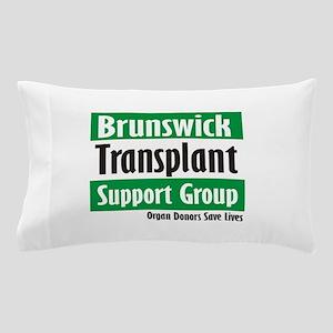 Brunswick Transplant Support Group logo Pillow Cas