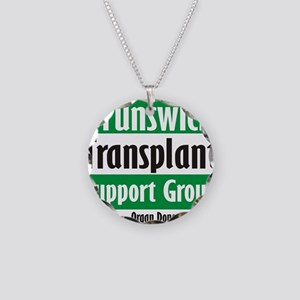 Brunswick Transplant Support Group logo Necklace