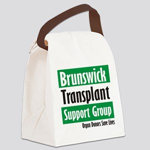 Brunswick Transplant Support Group logo Canvas Lun