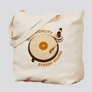 High Fidelity Tote Bag