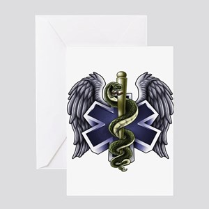 EMT Greeting Cards
