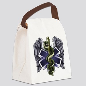 EMT Canvas Lunch Bag