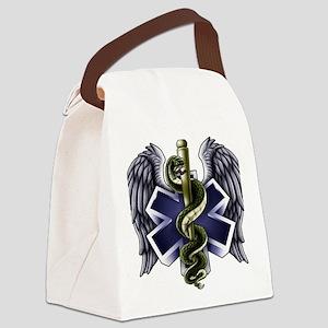 EMT Canvas Lunch Bag