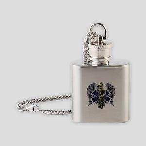 EMT Flask Necklace