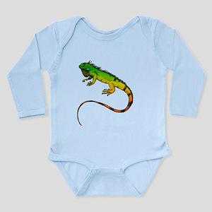 Green Iguana Body Suit