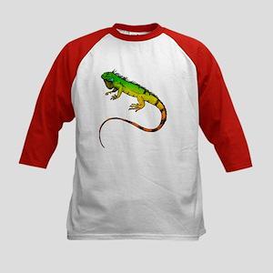 Green Iguana Baseball Jersey