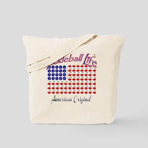 Pickleball Life An American Original Tote Bag