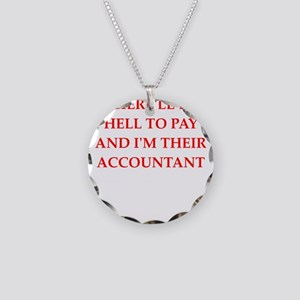 hell to pay Necklace