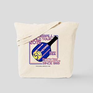 Pickleball Tour Tote Bag