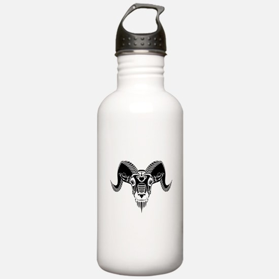 Unique Year sheep Water Bottle