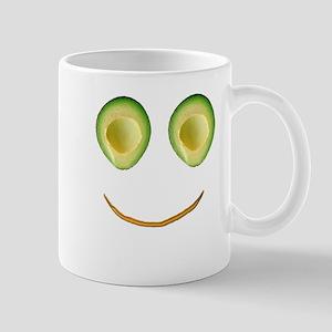 Cute Avocado Face Rieko's Fave Mugs