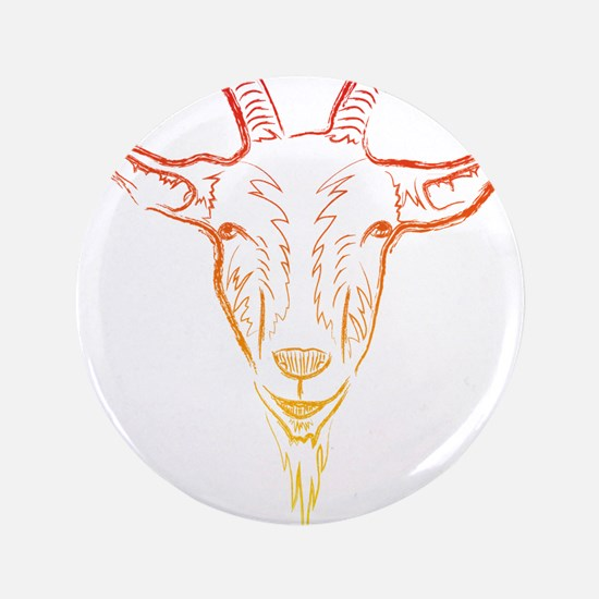 "sunrise goat 3.5"" Button (100 pack)"