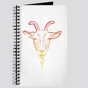 sunrise goat Journal