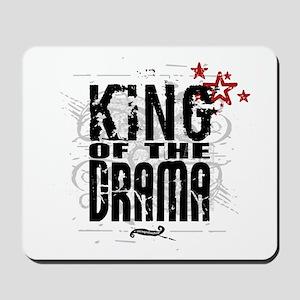 King of the Drama Mousepad