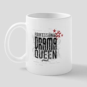 Professional Drama Queen Mug