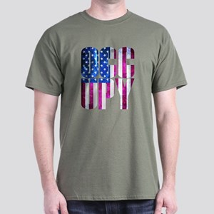Occupy Usa Dark T-Shirt
