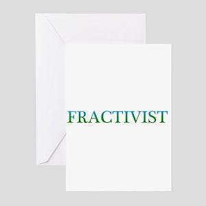 Fractivist Greeting Cards