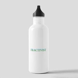 Fractivist Water Bottle