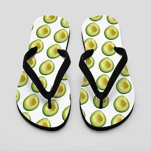 Scrummie Avocado Juliette's Fave Flip Flops