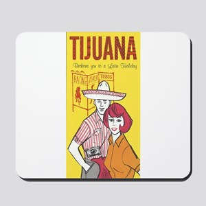 Vintage Tijuana Mousepad