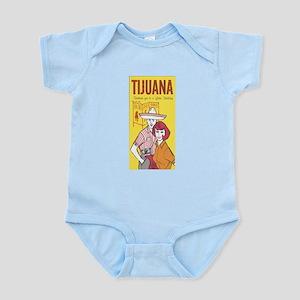 Vintage Tijuana Infant Bodysuit