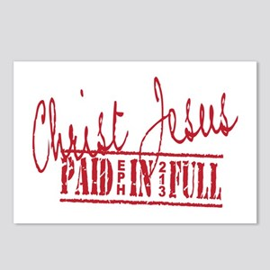Paid in Full Postcards (Package of 8)