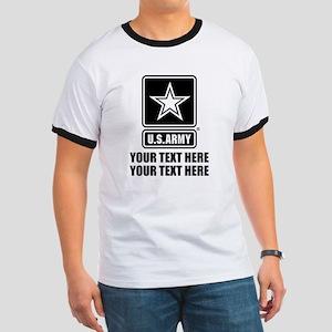 CUSTOM TEXT U.S. Army T-Shirt