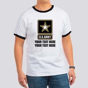 CUSTOM TEXT U.S. Army T-Shirt