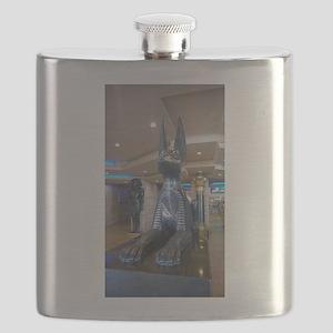 Luxor Las Vegas Anubis 2015 Flask