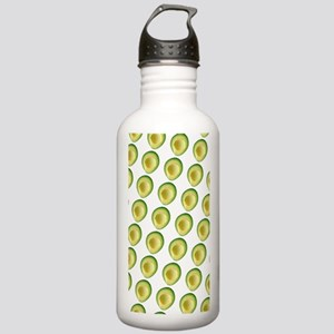 Scrummie Avocado Julie Stainless Water Bottle 1.0L