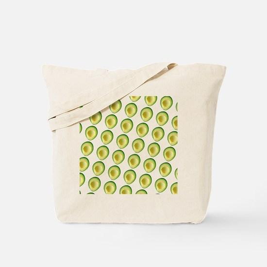 Scrummie Avocado Juliette's Fave Tote Bag