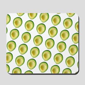 Scrummie Avocado Juliette's Fave Mousepad