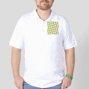 Scrummie Avocado Juliette's Fave Golf Shirt