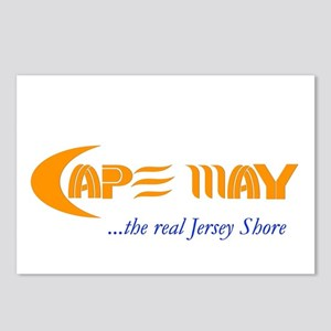 Cape May the Real Jersey Postcards (Package of 8)