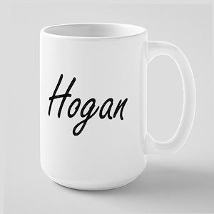 Hogan surname artistic design Mugs