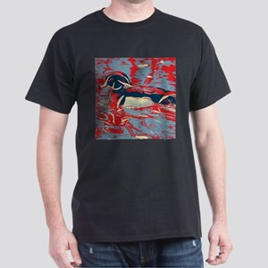 wild lake wood duck T-Shirt