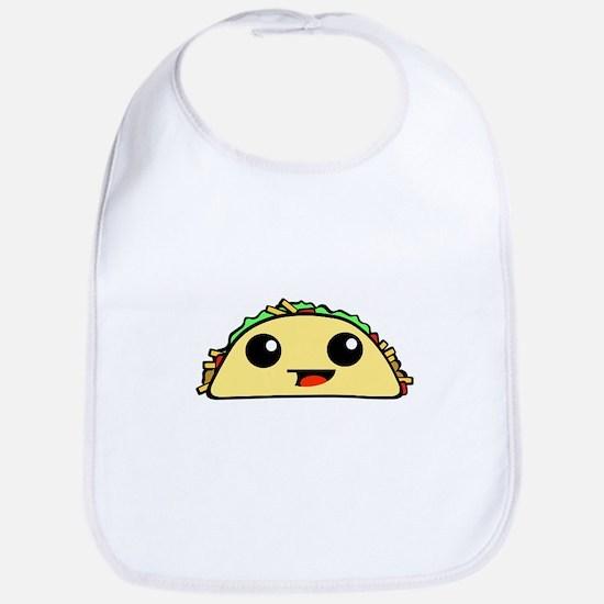 Cute Kawaii Taco Bib