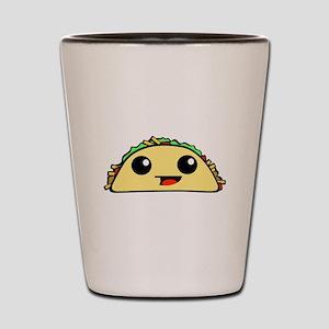 Cute Kawaii Taco Shot Glass