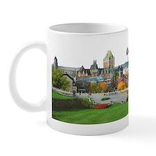 Old Quebec Pano with Signatur Mug