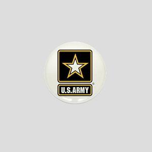 U.S. Army Logo Mini Button