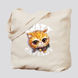 Get your Crazy CAT lady Tote Bag