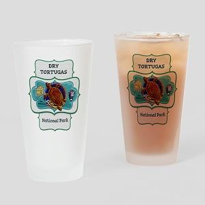Drytortugas Drinking Glass
