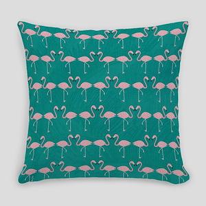 Flamingo Everyday Pillow