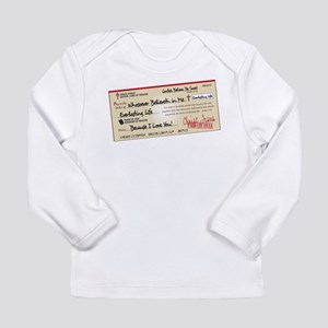 Paid in Full Long Sleeve Infant T-Shirt