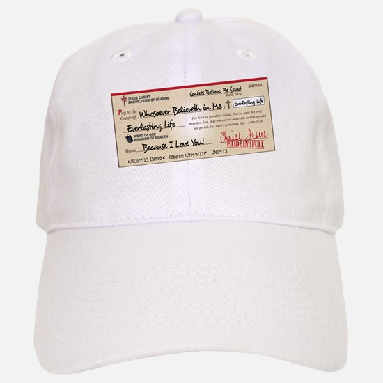 Paid in Full Baseball Baseball Cap