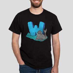 W For Warus Dark T-Shirt