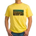 Greater Quebec Area Yellow T-Shirt